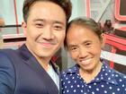 Trấn Thành gây 'tắc nghẽn' mạng xã hội khi khoe ảnh 'tự sướng' cùng Bà Tân Vlog