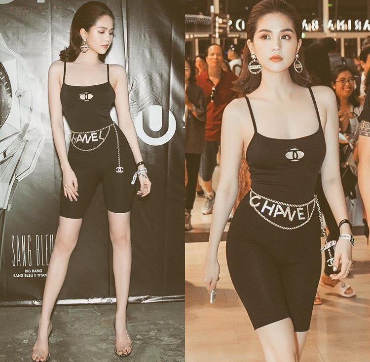 Cả showbiz diện thắt lưng Chanel 50 triệu đồng đều sang chảnh hết nấc chỉ trừ nàng thơ Phượng Chanel-6