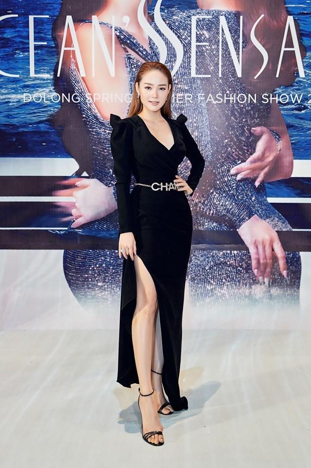 Cả showbiz diện thắt lưng Chanel 50 triệu đồng đều sang chảnh hết nấc chỉ trừ nàng thơ Phượng Chanel-7