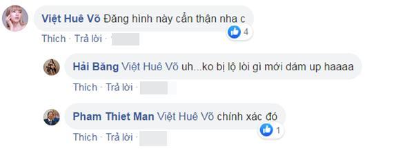 Hải Băng lập tức bị bạn thân nhắc nhở khi đăng ảnh hai con không mặc quần áo lên Facebook-2