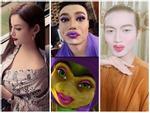 Đào Bá Lộc trổ tài make up giống ngôi sao Marilyn Monroe - Nam Em tái xuất lần đầu sau nghi vấn nhấn mí-11