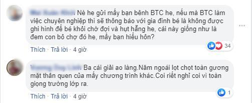 Giọng hát Việt nhí 2019 chưa lên sóng đã dính phốt làm ăn thiếu chuyên nghiệp, không tôn trọng thí sinh-7