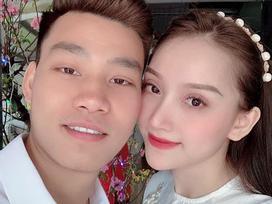 Bạn gái 4 năm gửi lời yêu ngọt ngào đến Vũ Văn Thanh