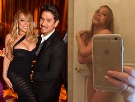 Mariah Carey từng gửi ảnh khỏa thân cho nhân tình kém 13 tuổi, kiếm cớ để không phải ngủ chung với bạn trai tỷ phú