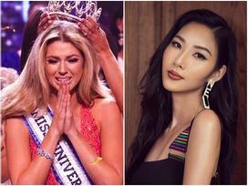 Bản tin Hoa hậu Hoàn vũ 14/6: Cơ hội intop của Hoàng Thùy bị đe dọa bởi 'công chúa tóc vàng' đẹp như tranh