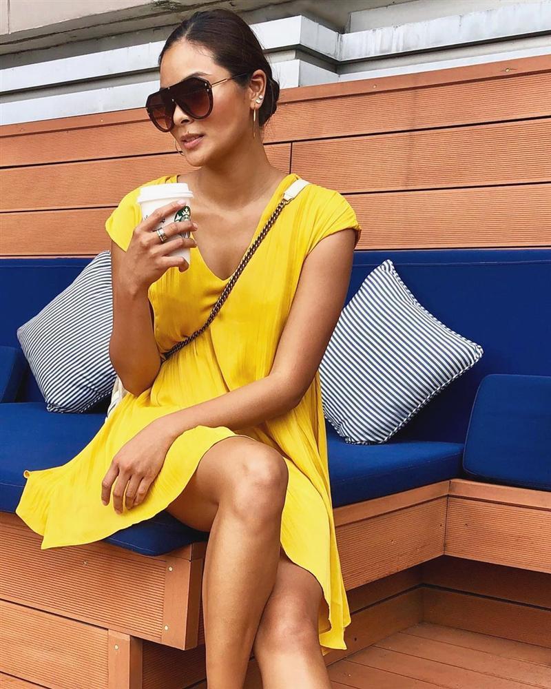 Bản tin Hoa hậu Hoàn vũ 14/6: Cơ hội intop của Hoàng Thùy bị đe dọa bởi công chúa tóc vàng đẹp như tranh-8