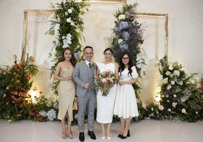 Chú rể quyền lực ở VTV tình tứ trao nhẫn, tiết lộ giấc mơ đặc biệt khiến anh phải cưới Phí Linh làm bạn đời-6