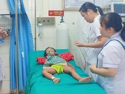 Bé gái 3 tuổi sốc phản vệ sau 5 phút bị kiến xoan đốt