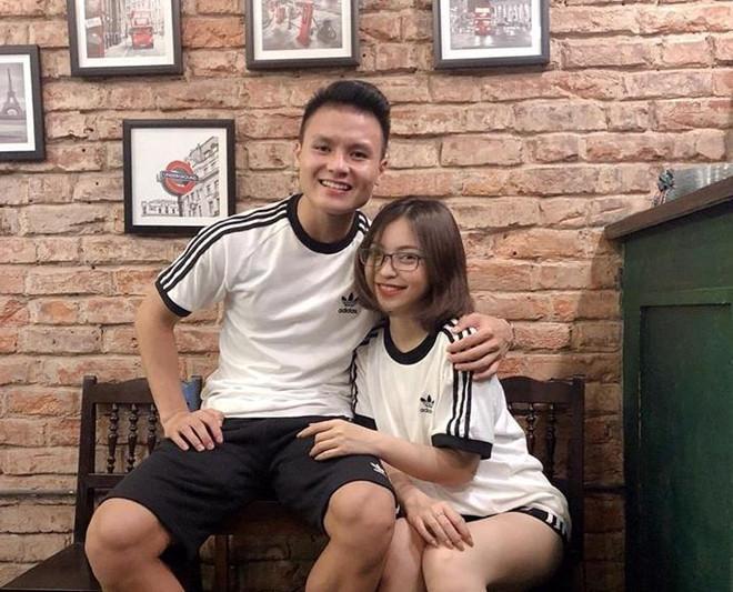 Những mối tình lâu năm khiến nhiều người ngưỡng mộ của tuyển thủ Việt-3