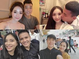 Những mối tình lâu năm khiến nhiều người ngưỡng mộ của tuyển thủ Việt