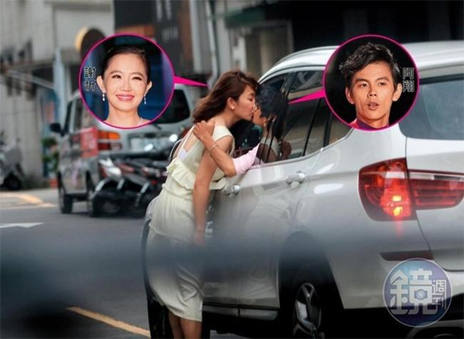 Tài tử Đài Loan gây phẫn nộ khi ngoại tình với bạn thân của vợ-1