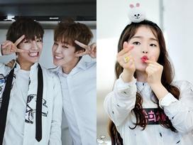 Tính cách thật thời học sinh của V và Jimin (BTS) qua lời kể của một nữ idol đang là chủ đề gây sốt mạng xã hội Hàn Quốc