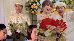 'Thánh cơ hội' Cris Phan mải mê đám cưới vẫn không quên làm 'Vê lốc' nhưng bất ngờ nhất là lượt người xem thu về