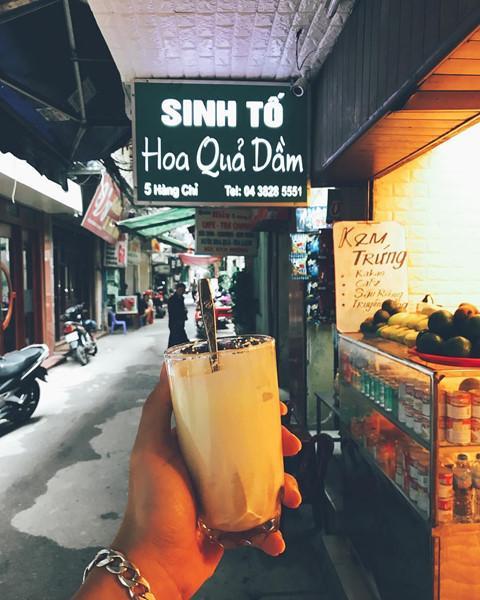 6 địa chỉ ăn quà vặt mát lạnh, tránh nóng ở Hà Nội-1