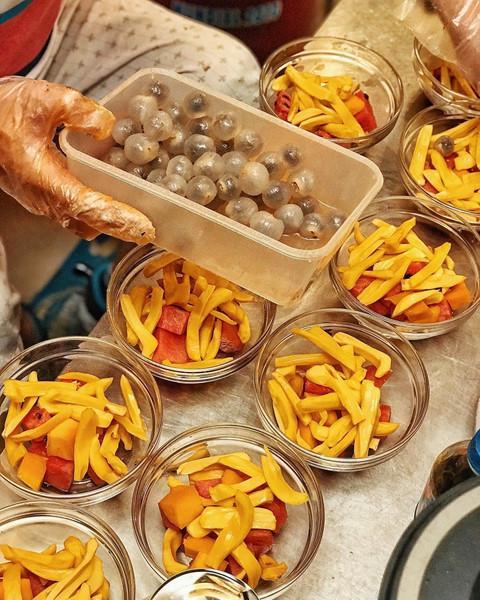 6 địa chỉ ăn quà vặt mát lạnh, tránh nóng ở Hà Nội-3