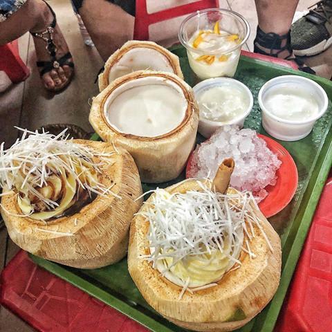 6 địa chỉ ăn quà vặt mát lạnh, tránh nóng ở Hà Nội-13