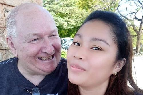 Chênh nhau 48 tuổi, cặp đôi ông cháu kết hôn bất chấp dư luận-1