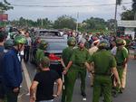 Bắt người huy động giang hồ bao vây xe công an ở Đồng Nai