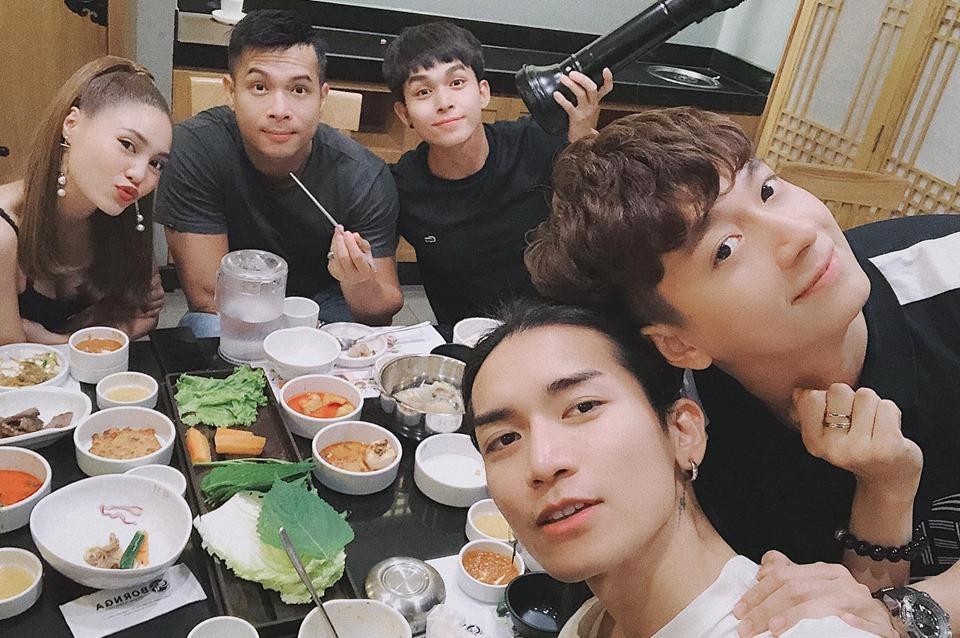 Hoa hậu Kỳ Duyên tiết lộ góc khuất cãi nhau như cơm bữa với Minh Triệu-2