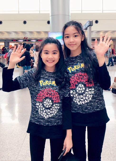 Cao như Hoa hậu, hai con gái của Quyền Linh còn có gout ăn mặc đồng điệu-12
