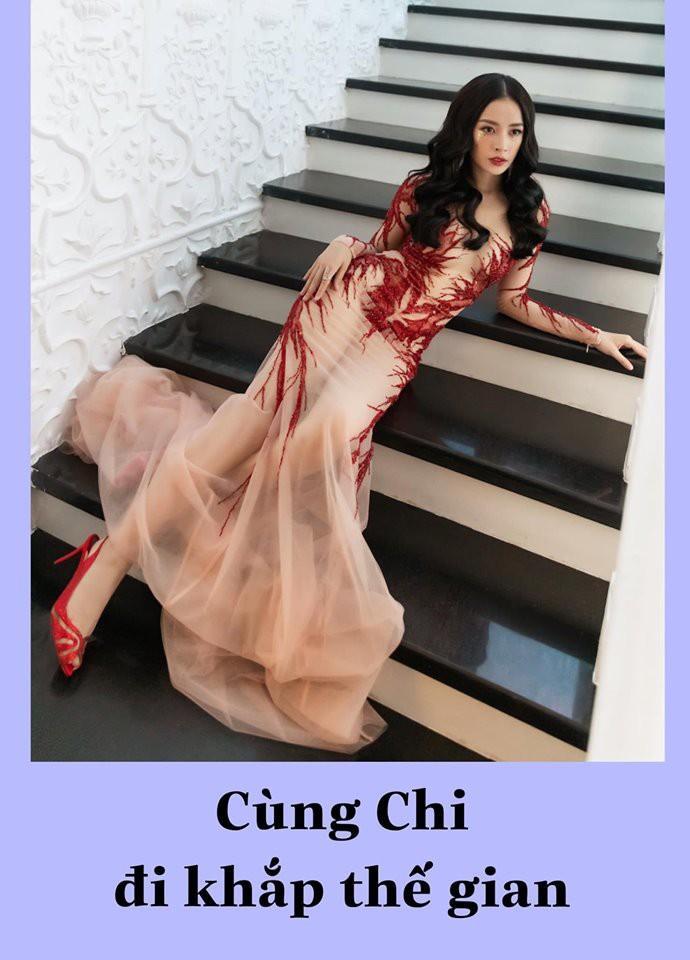 Có tâm như fan Chi Pu: Biết idol không có thời gian du lịch liền giúp chị nhà có ảnh sống ảo chất hơn nước cất-2