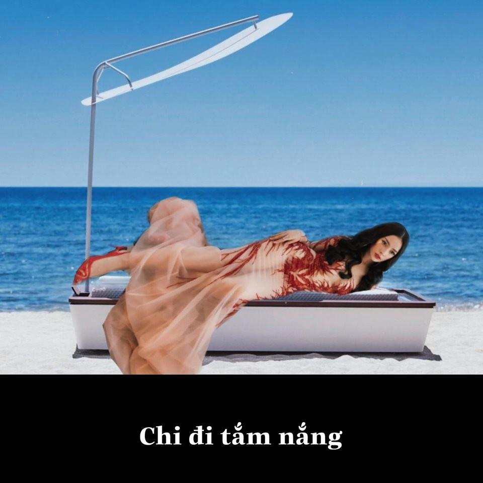 Có tâm như fan Chi Pu: Biết idol không có thời gian du lịch liền giúp chị nhà có ảnh sống ảo chất hơn nước cất-3