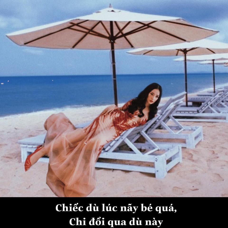 Có tâm như fan Chi Pu: Biết idol không có thời gian du lịch liền giúp chị nhà có ảnh sống ảo chất hơn nước cất-4