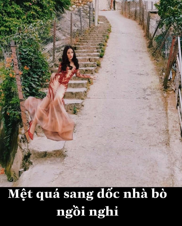 Có tâm như fan Chi Pu: Biết idol không có thời gian du lịch liền giúp chị nhà có ảnh sống ảo chất hơn nước cất-11