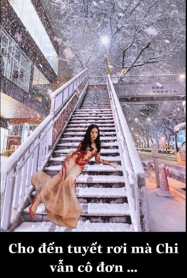 Có tâm như fan Chi Pu: Biết idol không có thời gian du lịch liền giúp chị nhà có ảnh sống ảo chất hơn nước cất-13