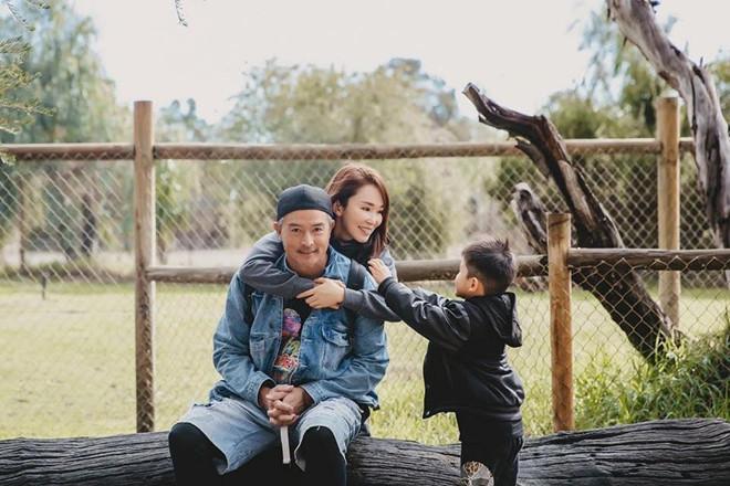Quá nhi, cô cô Phạm Văn Phương - Lý Minh Thuận du lịch ở Australia-2