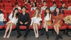 Chàng thị vệ của Chi Pu vướng tình tay 5 với 4 cô gái xinh đẹp