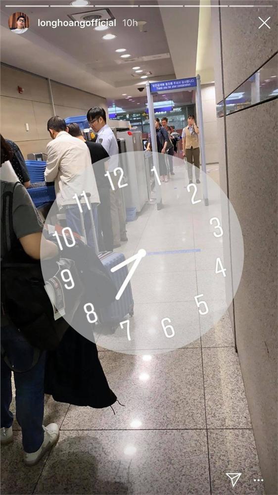 Long Hoàng check-in tại Hàn Quốc, dân mạng nghi vấn sang thực tập hay tham gia trại hè?-4