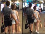 Trước mặt nhiều du khách, người phụ nữ ngang nhiên cởi quần phóng uế ngay dưới bức tượng nổi tiếng Đà Lạt-4