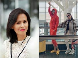 H'Hen Niê đáp trả khi vợ cũ diễn viên Huy Khánh chê 'quê mùa, thiếu văn minh' vì đi dép tổ ong