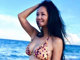 Ca sĩ Hồng Nhung khoe thân nóng bỏng ở tuổi U50 khiến ai cũng ngỡ ngàng