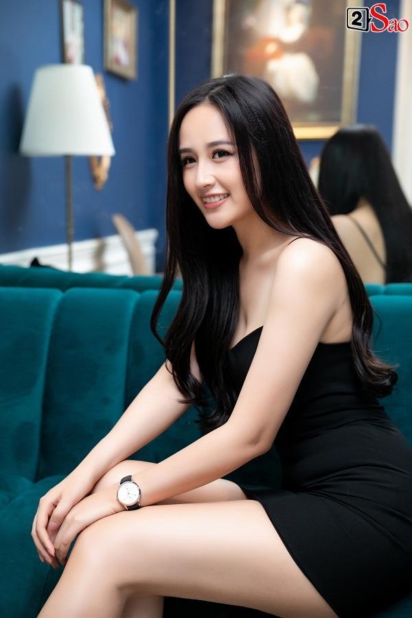 Hoa hậu Mai Phương Thúy: Nếu yêu Noo Phước Thịnh, tôi chỉ muốn cưới luôn và sinh con cho anh ấy-2
