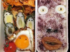 Khóc thét với những hộp cơm người yêu chuẩn bị cho mang đi làm, nhìn đã sợ liệu có dám ăn?