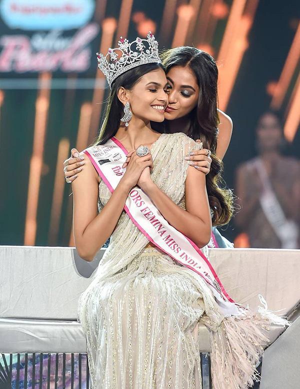 Chiêm ngưỡng nhan sắc quyến rũ của tân Hoa hậu Ấn Độ 2019-3