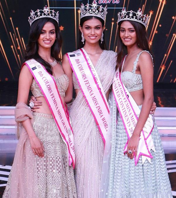 Chiêm ngưỡng nhan sắc quyến rũ của tân Hoa hậu Ấn Độ 2019-4