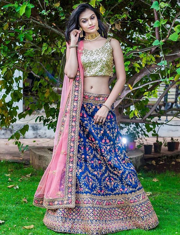 Chiêm ngưỡng nhan sắc quyến rũ của tân Hoa hậu Ấn Độ 2019-7