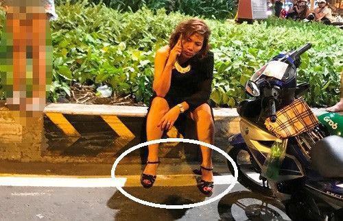 Nữ tài xế lái BMW gây tai nạn liên hoàn ở ngã tư Hàng Xanh hầu tòa-1