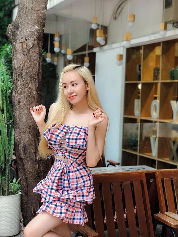 Sau 5 năm với những chiêu trò lố bịch để nổi tiếng, Bà Tưng Huyền Anh gây ngỡ ngàng với hình ảnh hiện tại-2