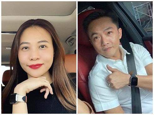 Chẳng kém Hà Hồ - Kim Lý, Đàm Thu Trang - Cường Đô La cũng tích cực diện đồ đôi, tinh tế chọn phụ kiện để không quá chênh lệch chiều cao-4