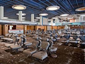 8 sân bay bỏ hoang đáng sợ nhất thế giới