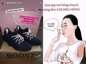 Khoe tặng quà hàng hiệu cho Duy Mạnh nhưng câu hỏi 'Ông hiểu không?' của Quỳnh Anh mới là tâm điểm gây sốt
