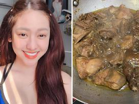Thuý Vi khoe ăn thịt chuột cống, chuột đồng