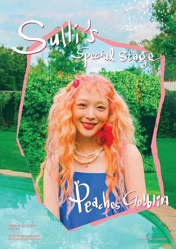 SM có bất công hay không khi cho Sulli debut solo, trong khi f(x) đã 3 năm rồi vẫn chưa comeback?-1