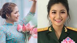Nữ thiếu úy đẹp như hot girl của 'Bạn muốn hẹn hò' gây xôn xao với ngoại hình nổi bật trong bộ ảnh bên hồ sen