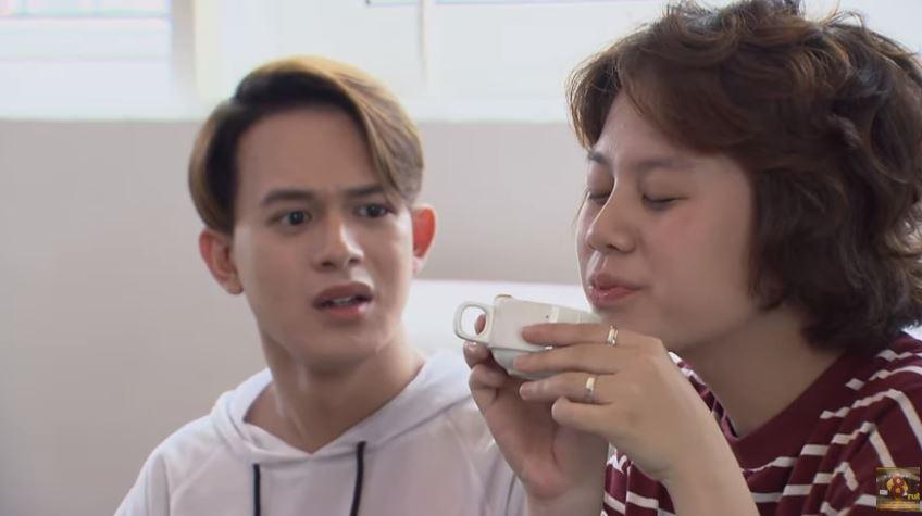 Thư phản đối bố tái hôn, Vũ nói một câu khiến cô câm nín trong tập 47 Về Nhà Đi Con-3