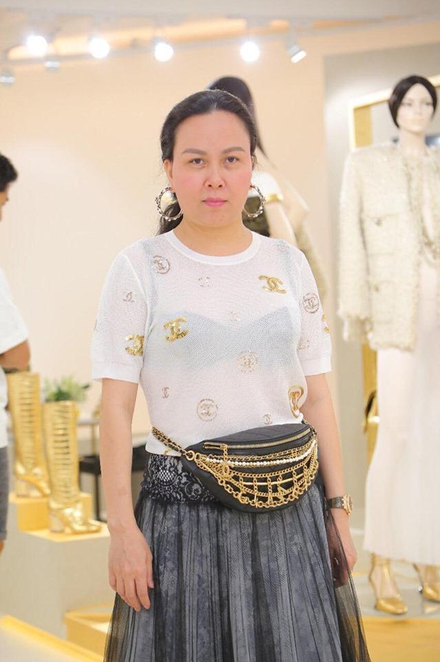 Mặc hàng hiệu như hàng chợ, Phượng Chanel khiến My Sói Thu Quỳnh cũng phải bật cười-4